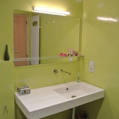 Casa SD bagno di servizio
