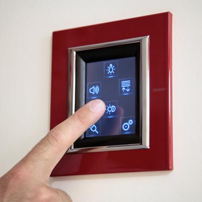 Casa - Touch Screen Domotico