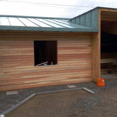 Casetta in legno Binago