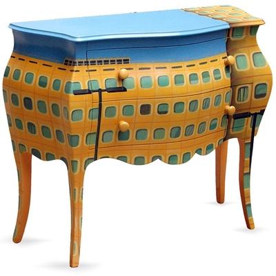 As ambienti arte arredamento mobili di lusso dipinti a mano torino - Mobili brianza opinioni ...
