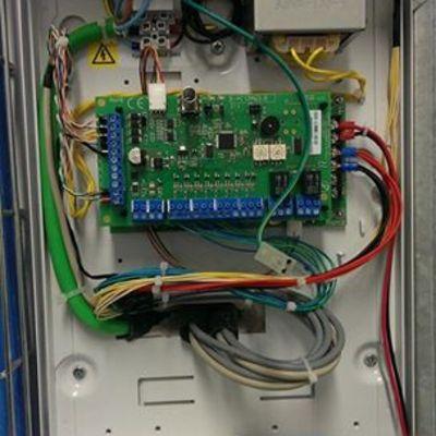 Centrale Allarme Siemens
