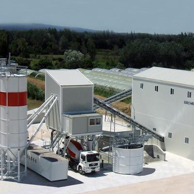 Centrali di betonaggio - Batching plants