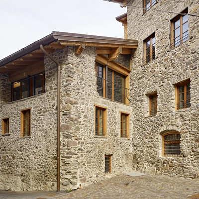 Costruzione Hotel Borgo Antico