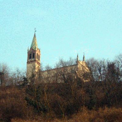 Chiesa della Rocca di Altavilla Vic.