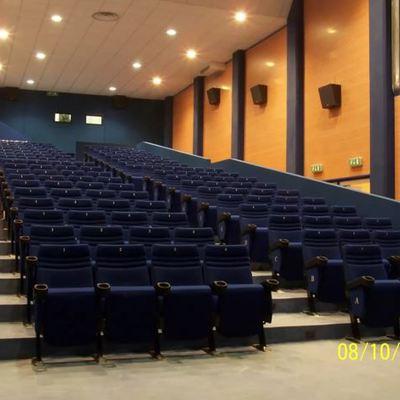 Realizzazione Cinema Columbia Ronco Scrivia