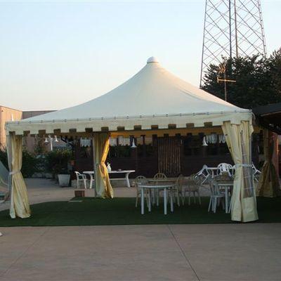 Pagoda per Eventi Speciali