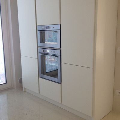 colonna frigo e forno