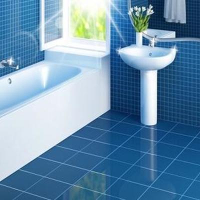 pulizia bagno e sanificazione