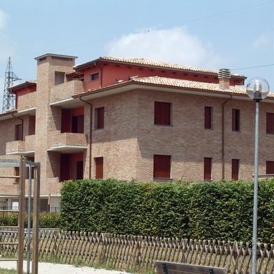 """Complesso Immobiliare """"Erica"""" - Via del Garda - Parma"""