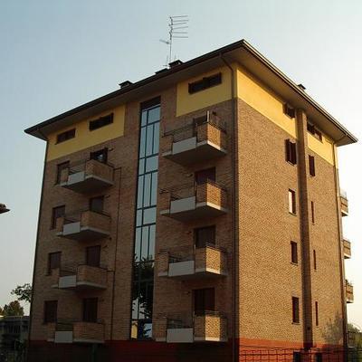 """Complesso Immobiliare """"Evelina"""" - Via Newton - Parma"""