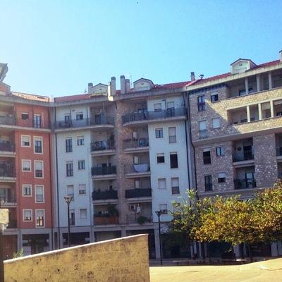 Complesso, Piazzetta Borgorivo, Terni
