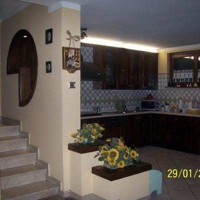 Condono edilizio taverna di abitazione privata