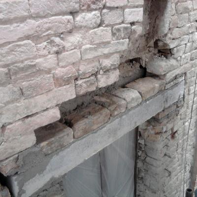 Consolidamenti muri portanti