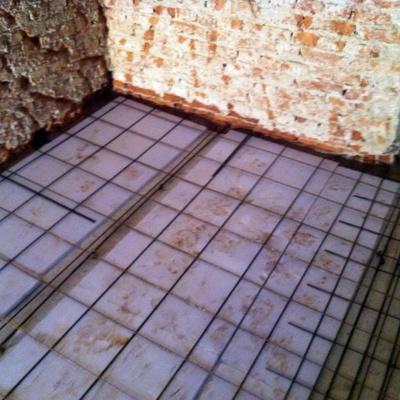 Consolidamento solaio in legno