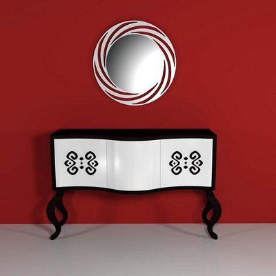 Consolle Amanda e specchio Felice