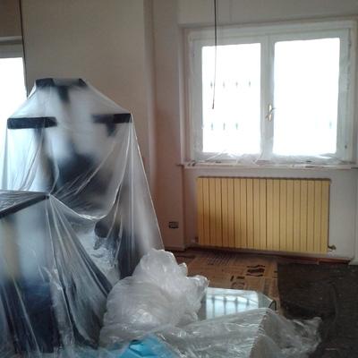 copertura di appartamento