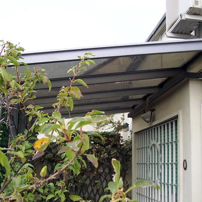 Preventivi per una copertura di terrazzo in legno - Habitissimo