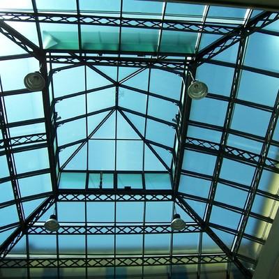 coperture alluminio vetro