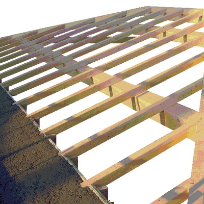 coperture in legno lamellare