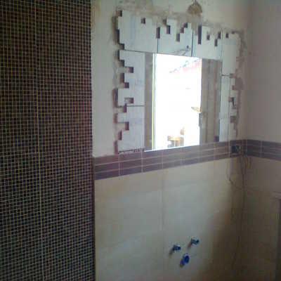 Cornice in mosaico