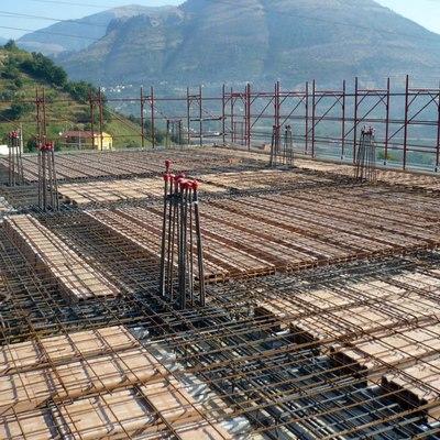 Costruzione di 16 appartamenti in Salerno