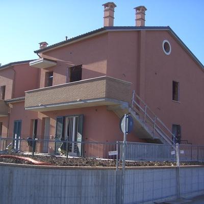 Costruzione e vendita di edificio plurifamiliare in Spoleto