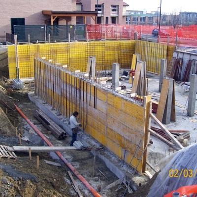costruzione ozzano