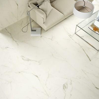Coverlam effetto marmo statuario naturale
