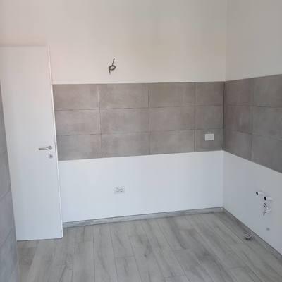 Ristrutturazione parziale dell'appartamento