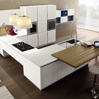 Cucine company srl palermo - Quarzite piano cucina ...