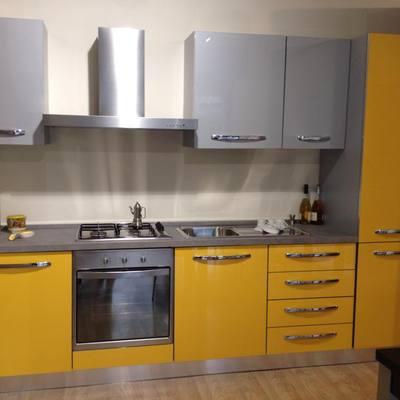 cucina gialla