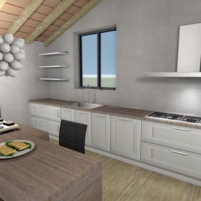Cucina Yellowpine bianco foto2