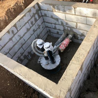 Pozzo per impianto di geotermia