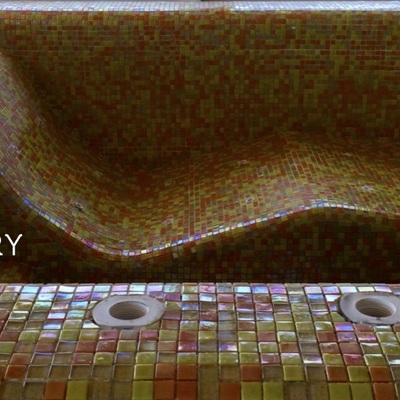 dalia Luxury vasca idromassaggio personalizzata su misura