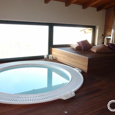 Dalia Luxury vasca idromassaggio panoramica