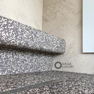 Dalia Luxury Hammam, Marmo e Mosaico