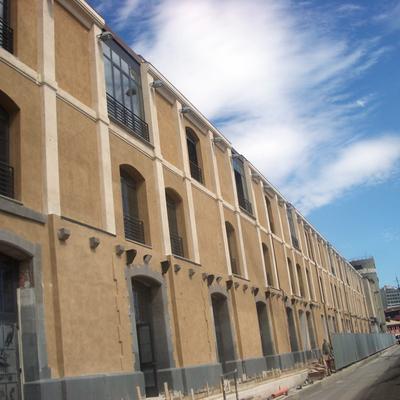 Darsena di Genova - Nuovo Istituto Nautico