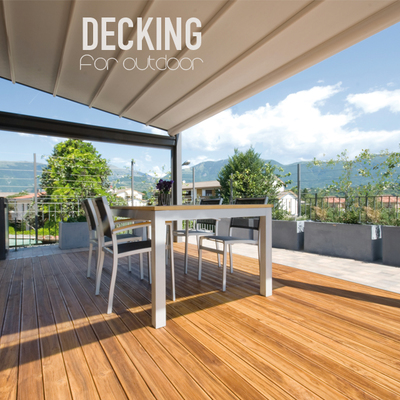 Decking per esterno