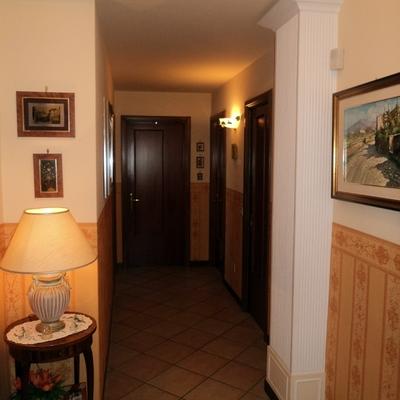 Decorazione corridoio