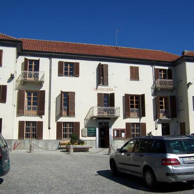 Decorazione facciata