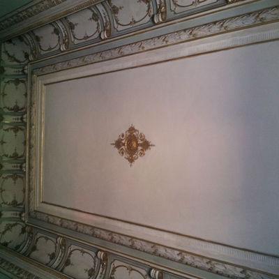 decorazione tetto
