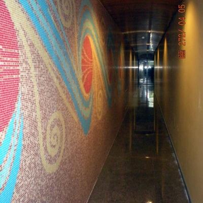 Interior Design Andrea Tommasi/Bisazza Design Studio