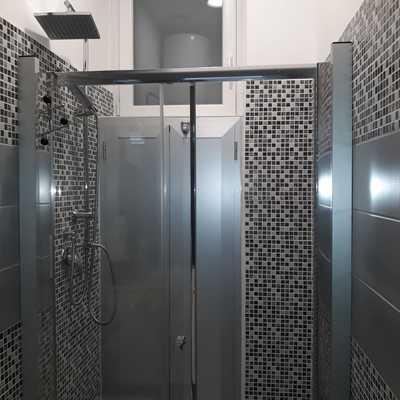 Anta in Alluminio box doccia