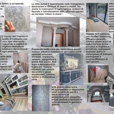 Ristrutturazione, Cartongesso, Decorazione & Art Decor