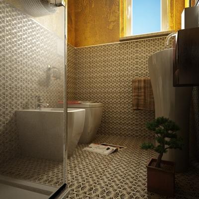 Render_Design d'interni BATHROOM