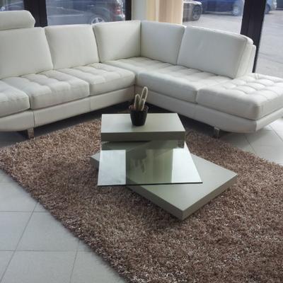 divano angolare in pelle seduta comoda