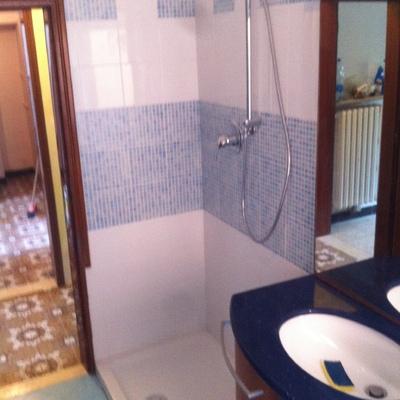 doccia bagno