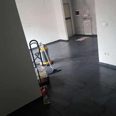 GALLARATE 2 pavimento corridoio