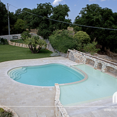 doppia piscina