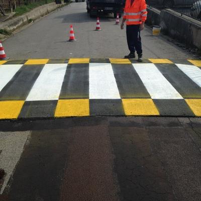 Dossi in asfalto presso Comune di M.S.G.C